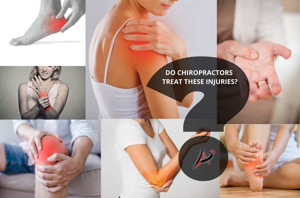 """Image for """"do chiropractors treat injuries located outside of the spine"""" post"""