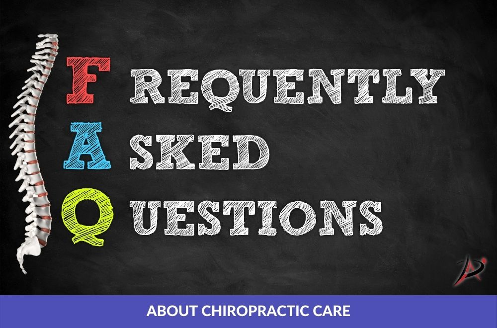 Frequently Asked Questions About Chiropractic Care BLOG top image